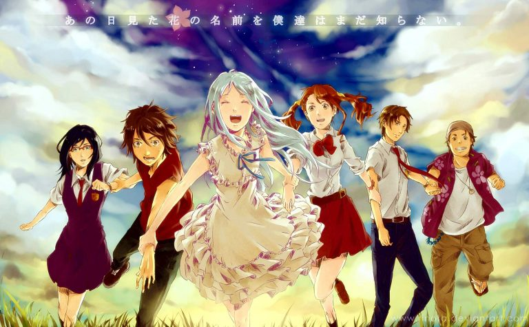 Anohana-WP29-O-768x475 Anohana Live Action TV Review
