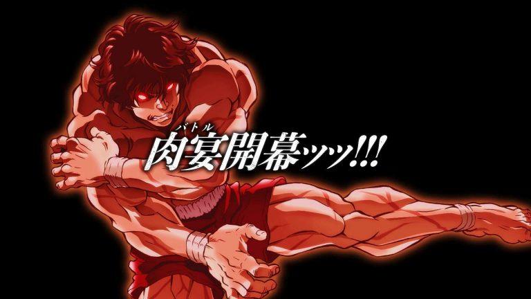 Baki-WP13-O-768x432 Baki the Grappler OVA 1 Review