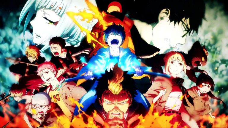 BlueExorcist-WP1-600-768x432 Anime by Genre