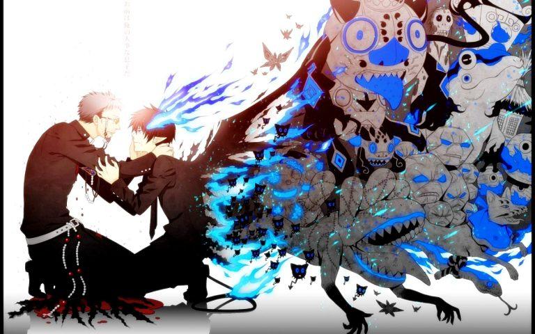 BlueExorcist-WP4-O-768x480 Blue Exorcist Season 2 Review