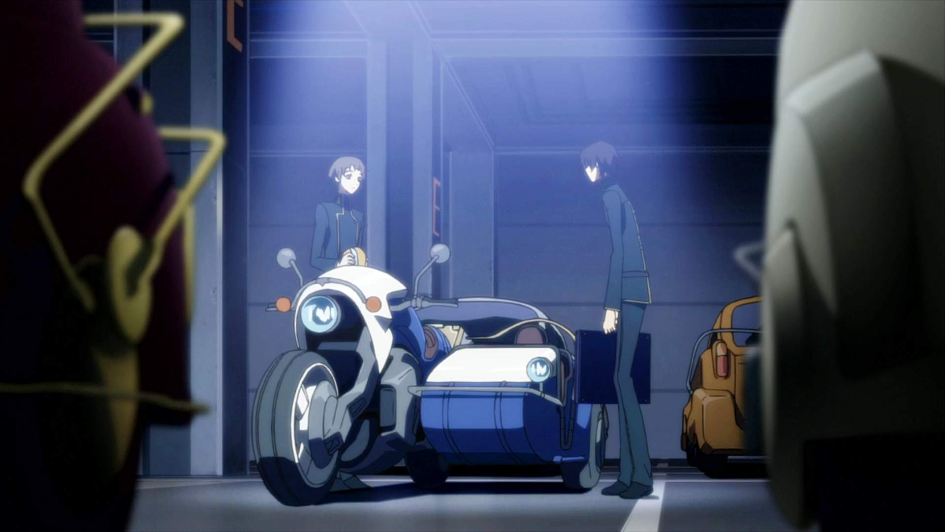 CodeGeass-TV2-SS1-O Code Geass Season 2 Review