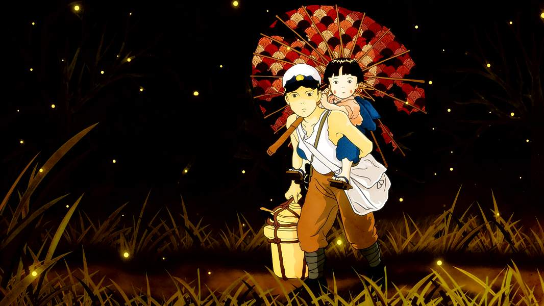 GraveoftheFireflies-Header-Movie1988-600 Grave of the Fireflies Movie Review