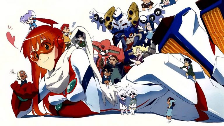 Gunbuster-Header-600-768x432 Anime by Genre