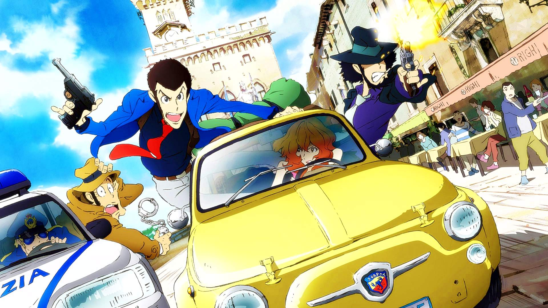 Lupin The 3rd Movie 1979 Review Anime Tldr Com