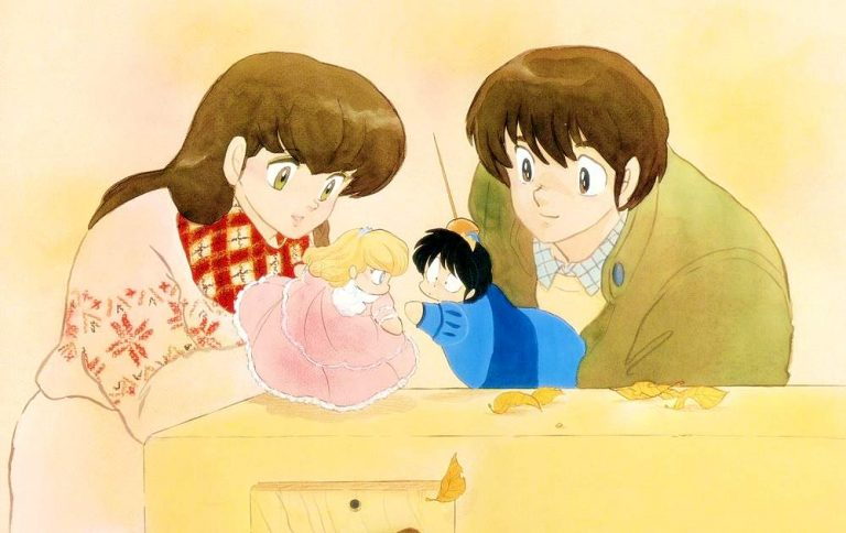 MaisonIkkoku-WP9-O-768x484 Maison Ikkoku OVA 1 Review