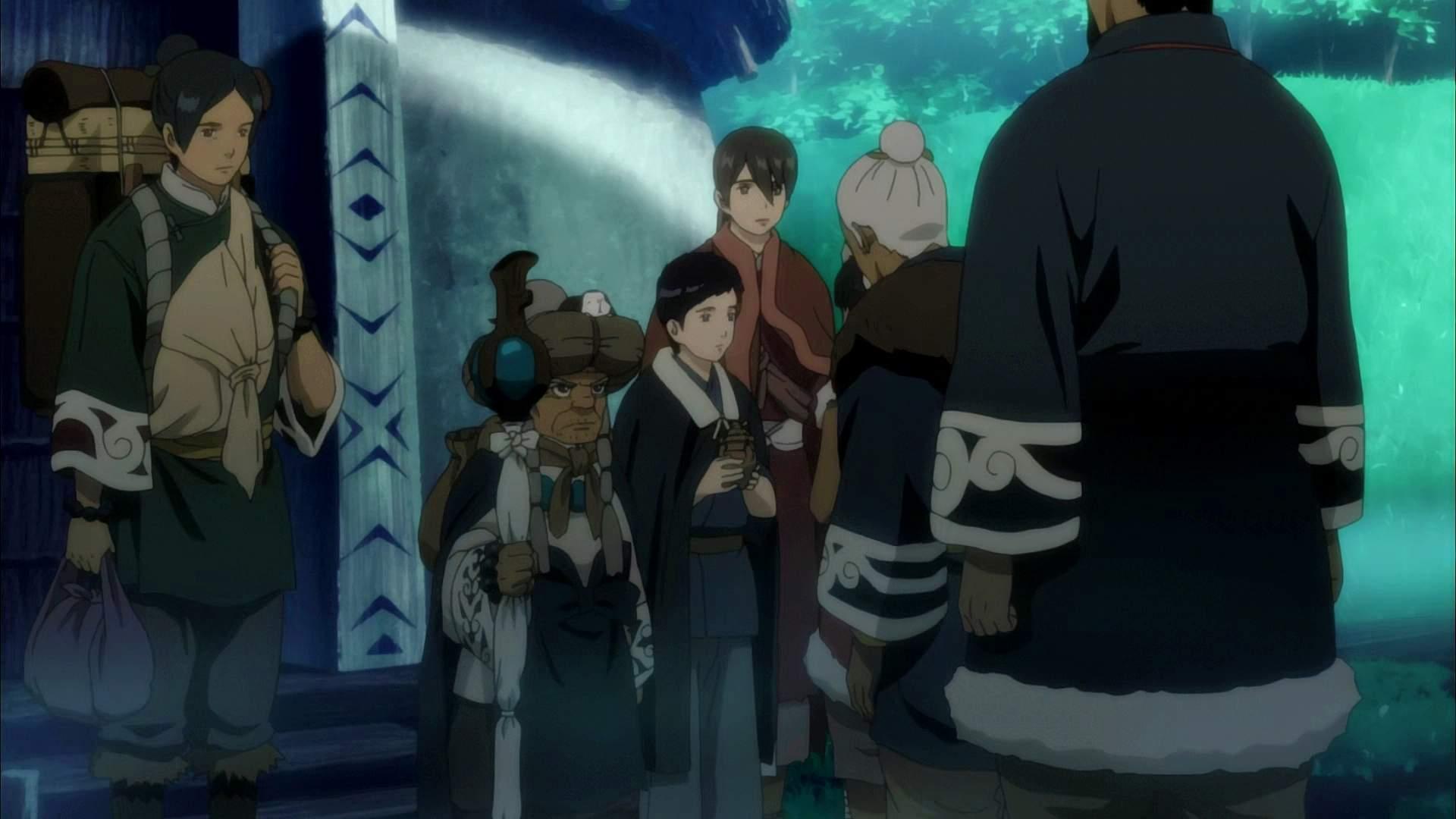 Moribito Guardian Of The Spirit Season 1 Review Anime Tldr Com