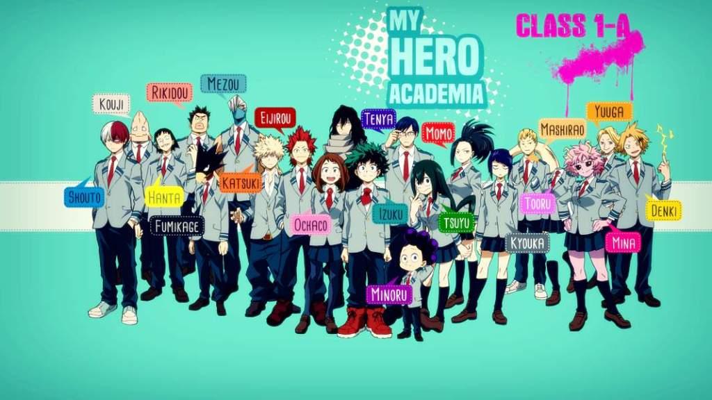 MyHeroAcademia-WP24-600 One Piece Movie 8 Review