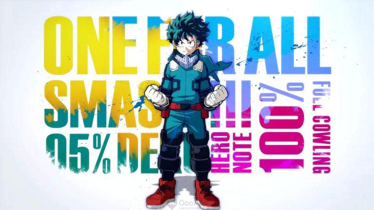 MyHeroAcademia-WP8-O-768x432 My Hero Academia Season 1 Review