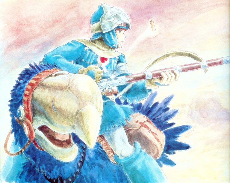 Nausicaa-WP5-O-768x610 Nausicaä of the Valley of the Wind Movie Review