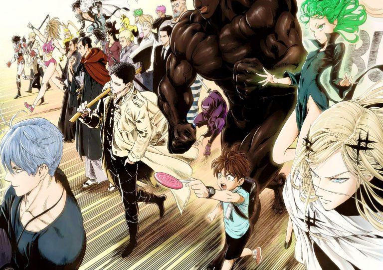 OnePunchMan-WP13-O-768x541 One-Punch Man OVA 1 Review