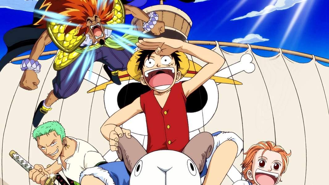 One Piece Movie (2000) Review » Anime-TLDR.com