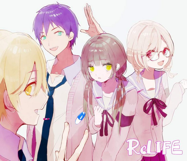 ReLIFE-WP29-O-768x661 ReLIFE Live Action Movie Review