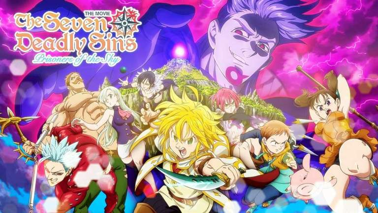 The Seven Deadly Sins Movie 2018 Review Anime Tldr Com