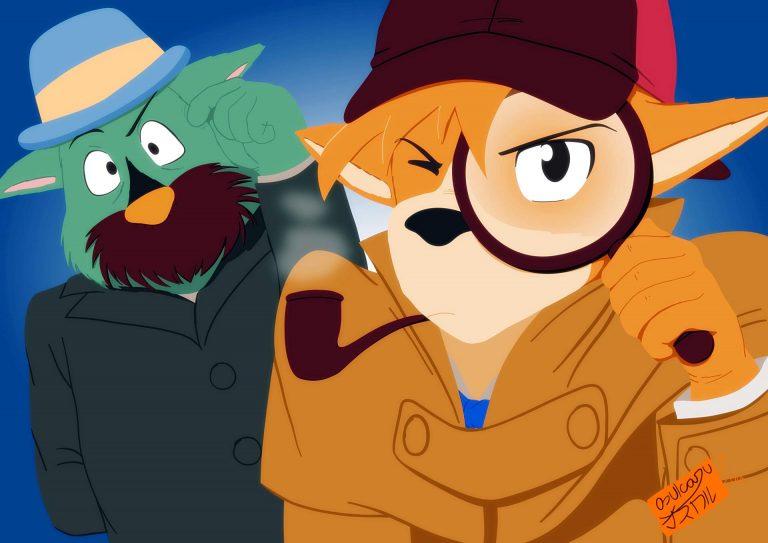 SherlockHound-WP1-O-768x543 Sherlock Hound Season 1 Review