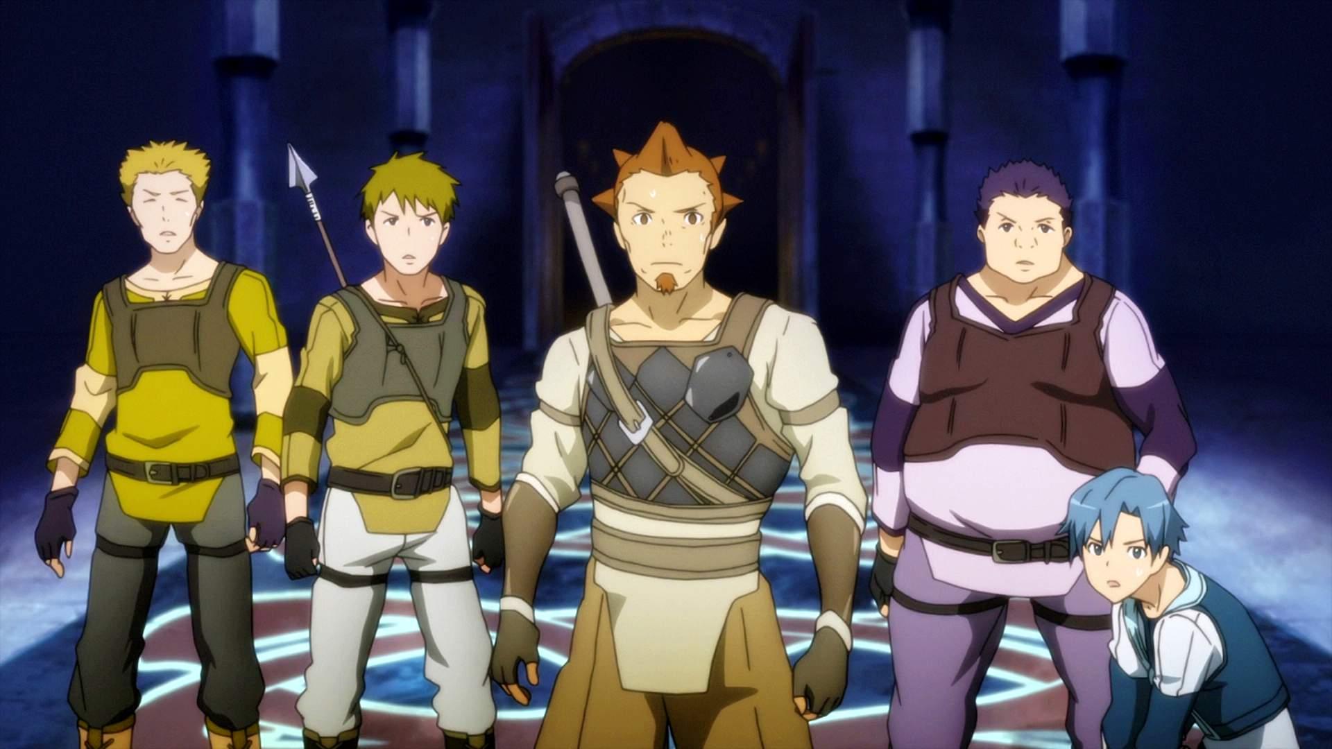 SwordArtOnline-Movie1-SS2-O Sword Art Online Movie 1 Review