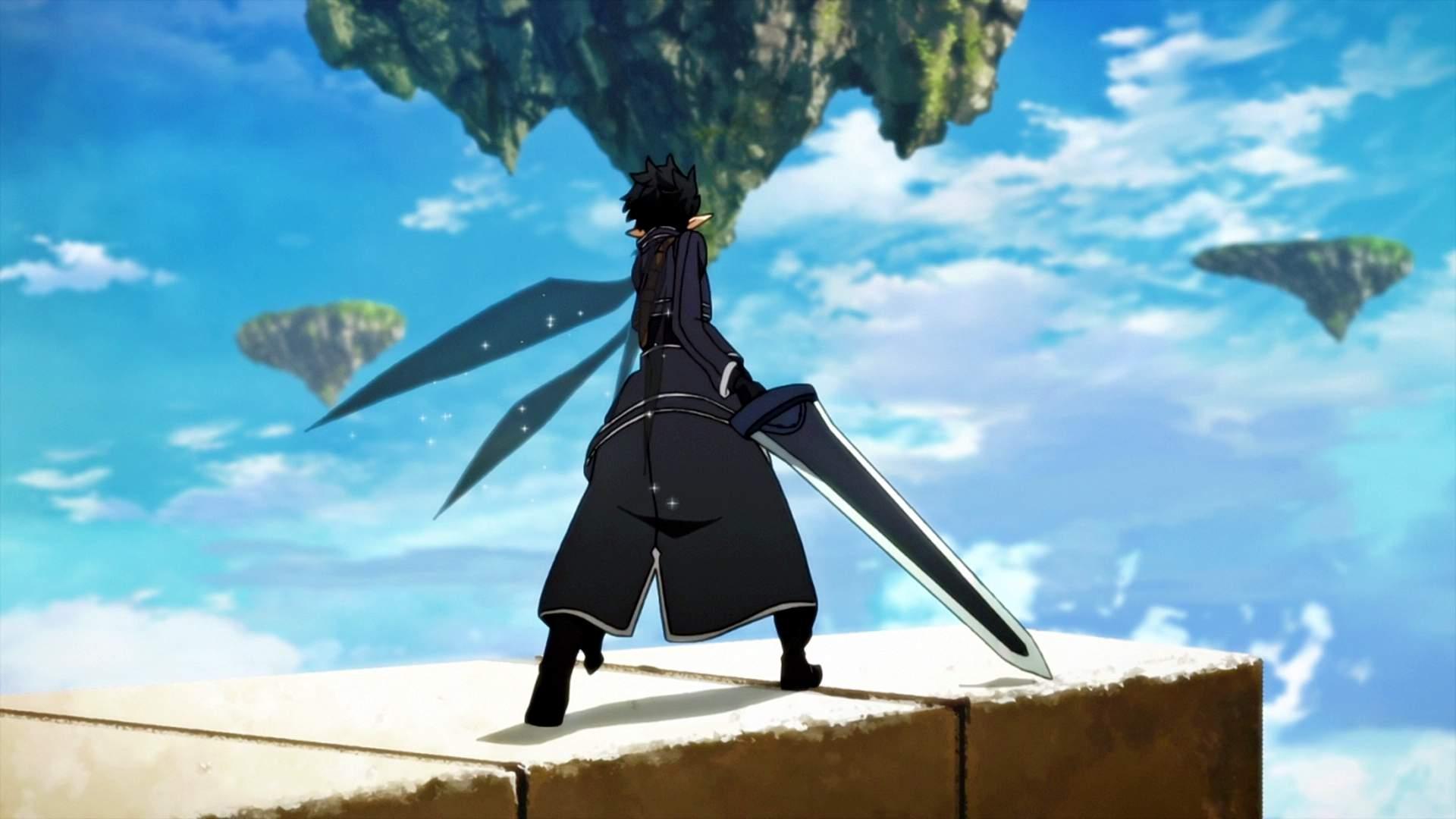 SwordArtOnline-Movie1-SS5-O Sword Art Online Movie 1 Review