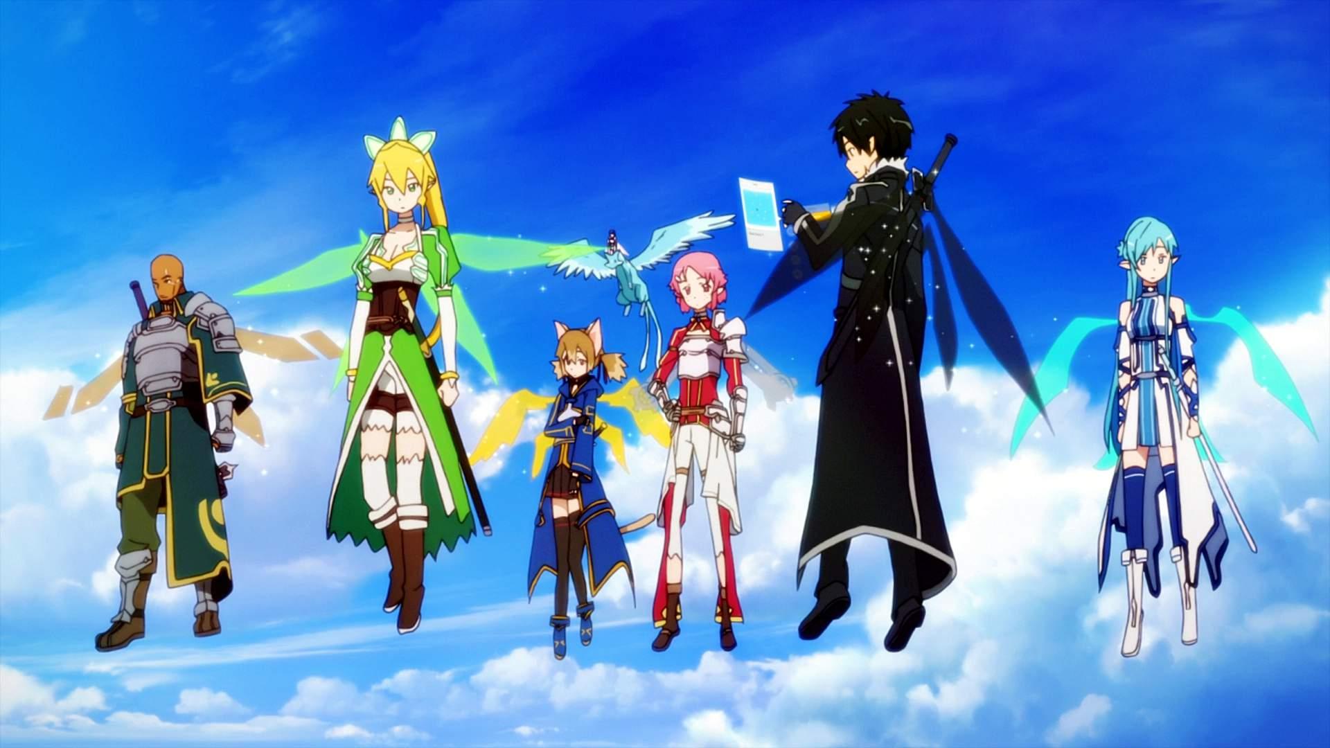 SwordArtOnline-Movie1-SS6-O Sword Art Online Movie 1 Review
