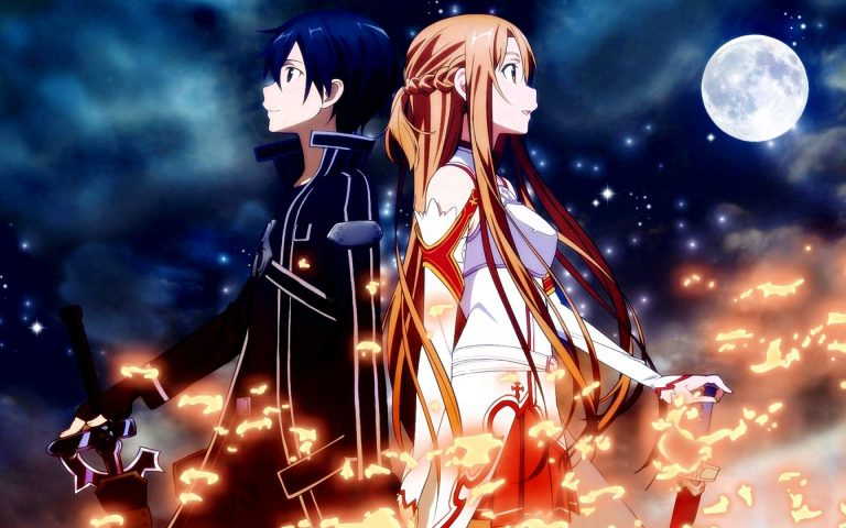 SwordArtOnline-WP7-O-768x480 Sword Art Online Movie 1 Review