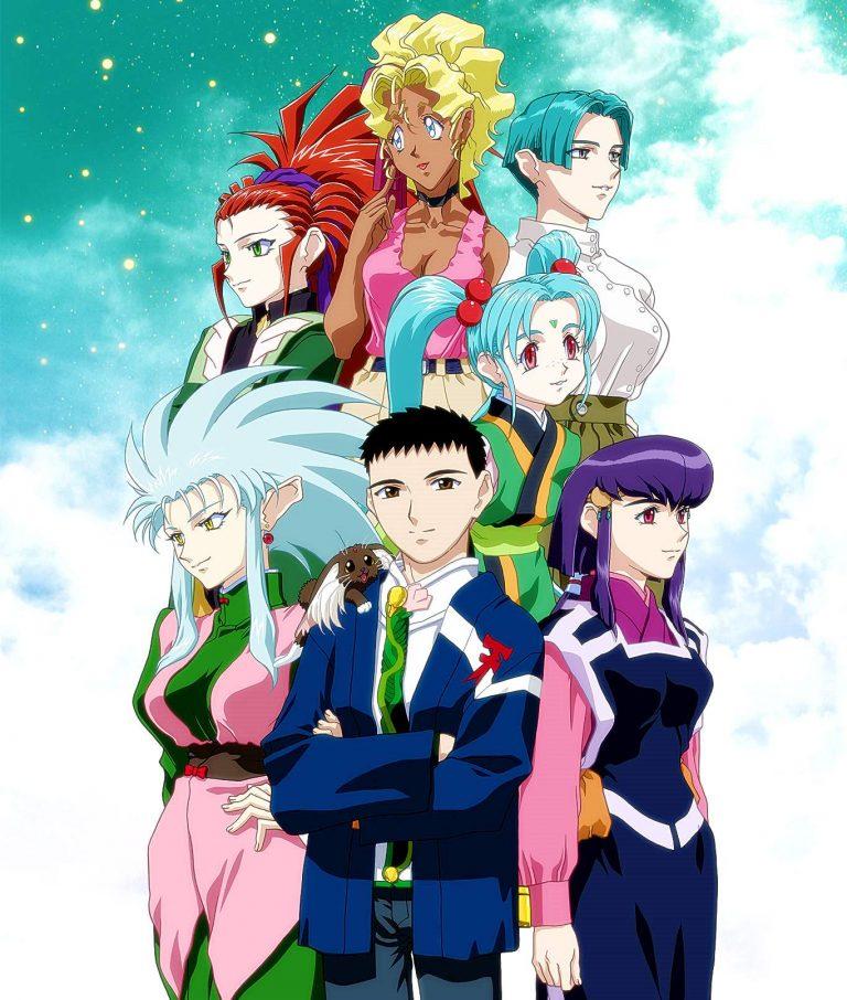 TenchiMuyo-WP3-O-768x906 Tenchi Muyo! War on Geminar OVA Series Review