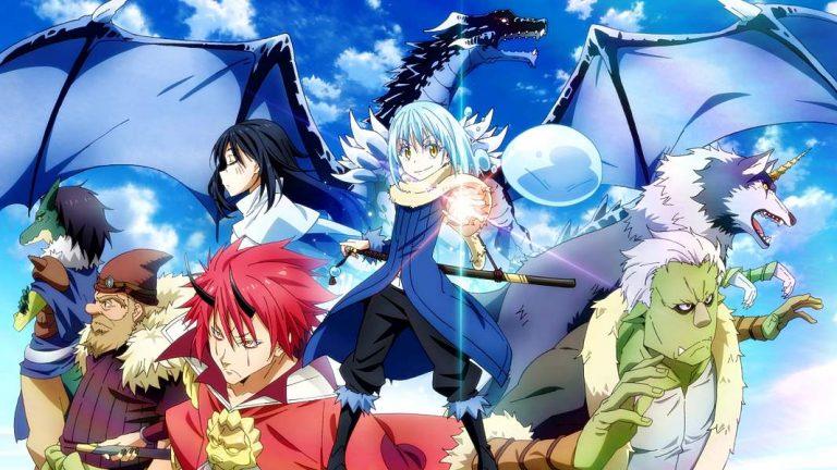 ThatTimeIGotReincarnatedAsASlime-WP10-600-768x432 Anime by Genre