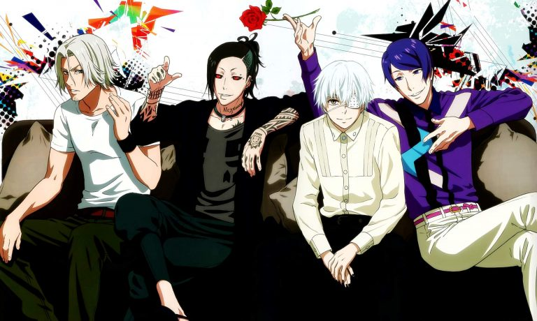 TokyoGhoul-WP4-O-768x460 Tokyo Ghoul OVA 1 Review