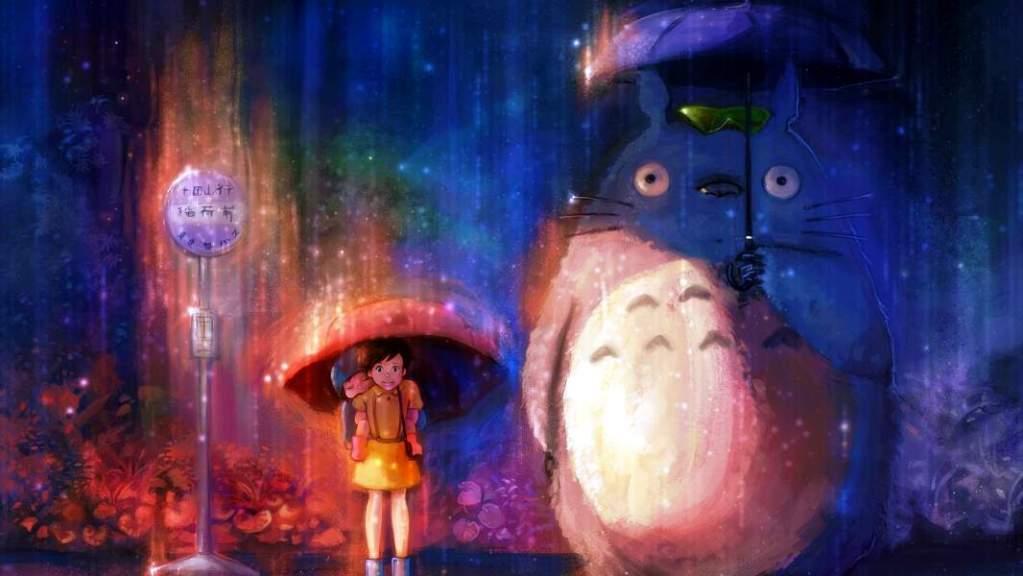 Totoro-Header-Movie1988-600 Darker than Black Season 2 Review