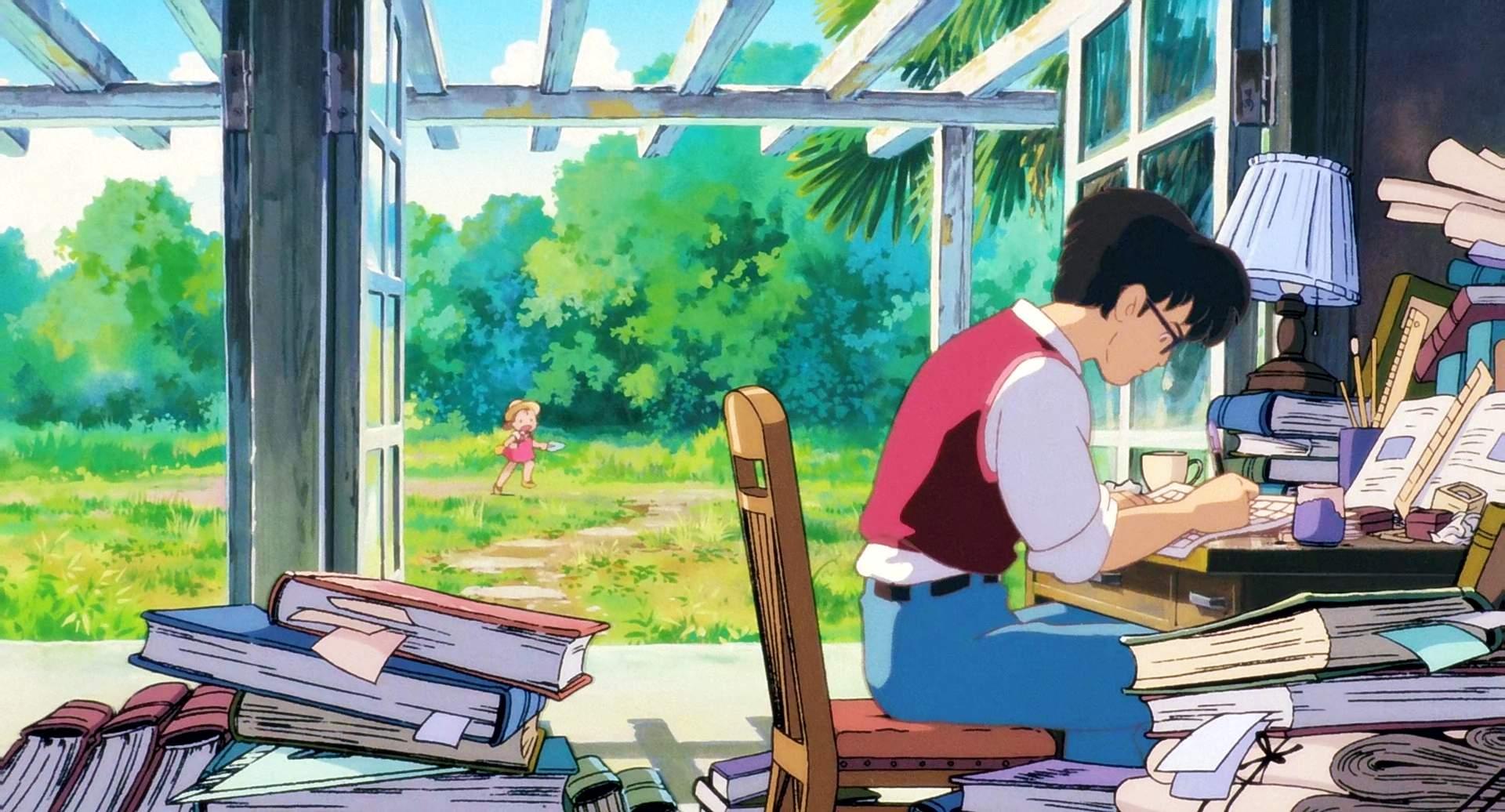 Totoro-Movie1988-SS3-O My Neighbor Totoro Movie Review