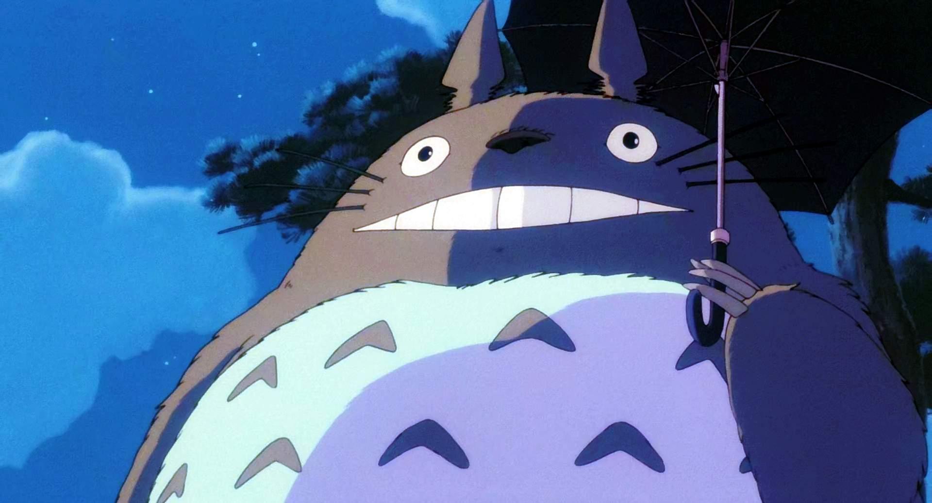 Totoro-Movie1988-SS5-O My Neighbor Totoro Movie Review