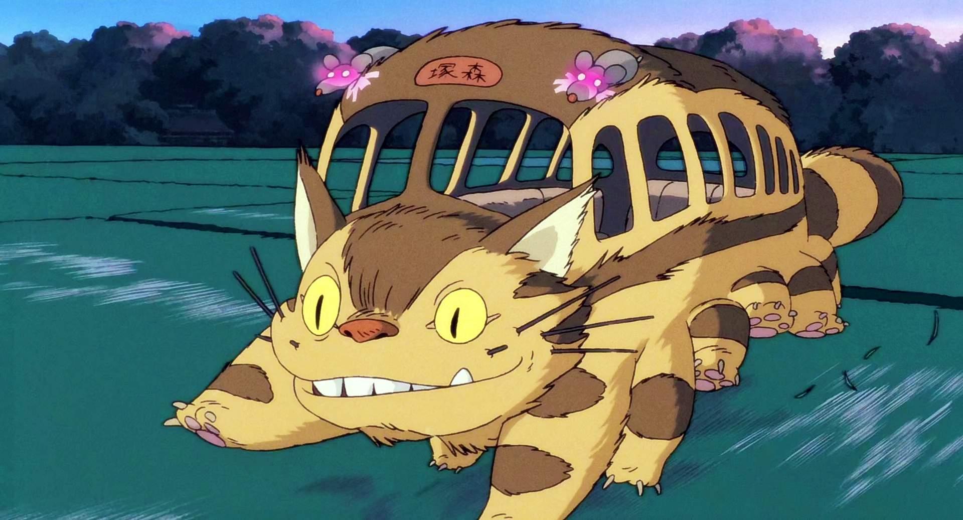 Totoro-Movie1988-SS6-O My Neighbor Totoro Movie Review
