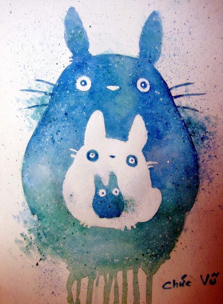 Totoro-WP9-O-768x1048 My Neighbor Totoro Movie Review