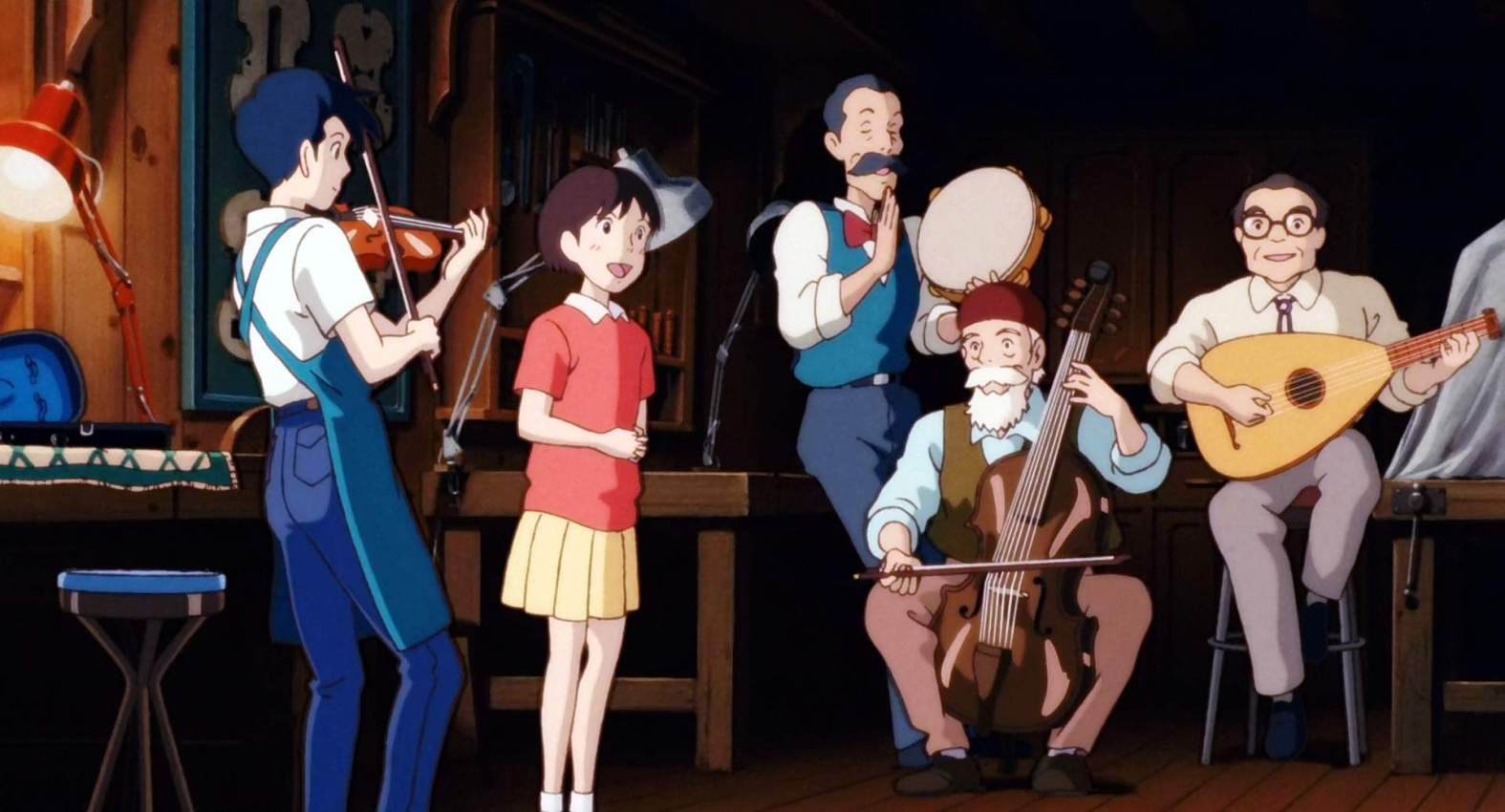 Whisper Of The Heart 1995 Movie Review Anime Tldr Com