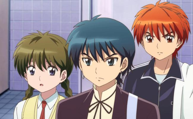Kyoukai No Rinne 05 A Mouth Full Of Toilet Water