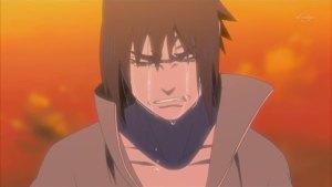 Uchiha Sasuke in Naruto Shippuuden 141