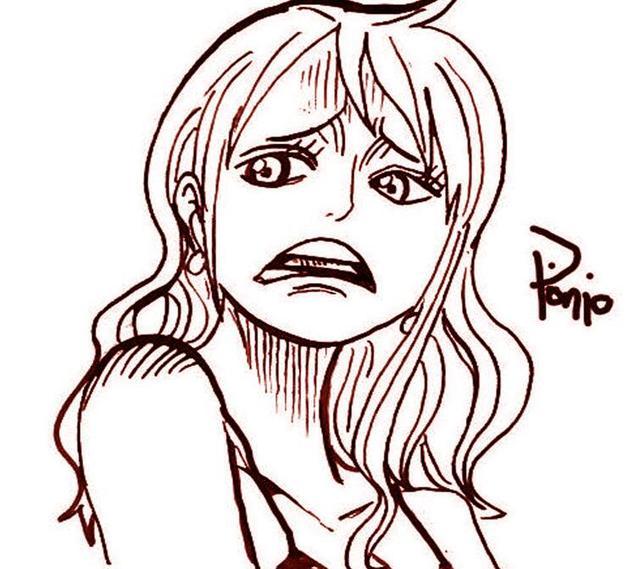 海賊王也迎來了「嫌棄臉」,你喜歡娜美和羅賓嫌棄你的樣子嗎?