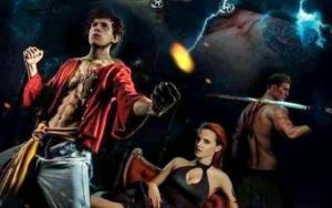 海賊王:「真人版」海報來了?荷蘭弟強森齊上陣,這陣容也太豪華了!