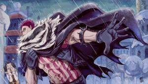 海賊王:大媽團帥氣壁紙,卡二是永遠的男神,斯慕吉不愧是長腿禦姐。
