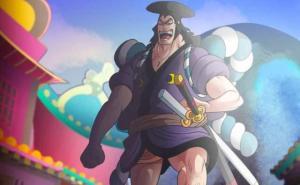 海賊王:禦田跳5年舞的秘密究竟是什麽?看來只能路飛來揭曉了。