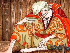 海賊王973:最後的九俠傳次郎登場,果然是他;大蛇老巢危矣。