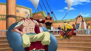 海賊王:白鬍子老爹一生的5個階段,從平凡到偉岸,不愧最強稱號。
