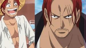 海賊王:草帽團集體整容都是小兒科,紅髮團十年間像是換了一批人。