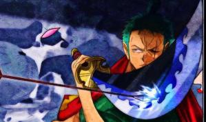 Read more about the article 海賊王官方情報:尾田助手讓索隆變成女劍客,漫畫劇情讓人笑出聲。