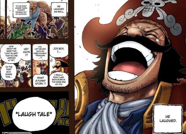 海賊王世界上時代5位最強海賊船長,4位傳奇海賊,1位巾幗英雄