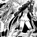 海賊王983話:烏爾緹有霸王色?逼得路飛用四檔。