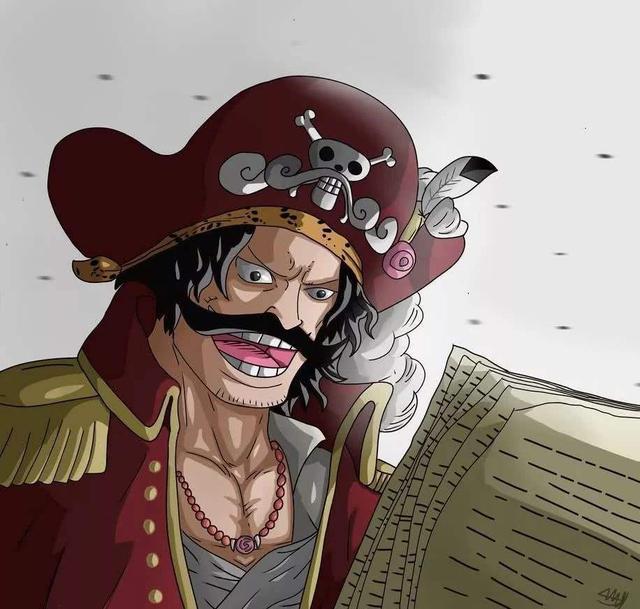 國外海迷列出的路飛與羅傑的17個共同點!成為海賊王的資質