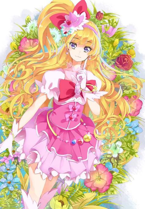 歷代最可愛的粉色魔法少女動畫角色排行,圓神只排第三