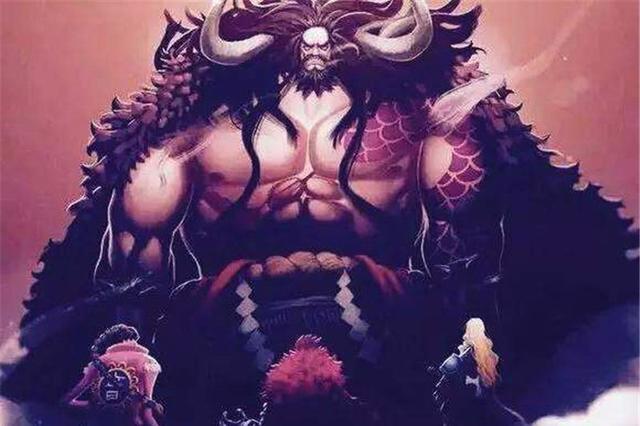 海賊王中5位生命力強大的角色,不死鳥一般,凱多命最硬