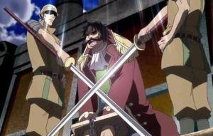 海賊王:被公開處刑的4人,羅傑為政府樹敵,路飛是唯一幸存者。