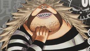 海賊王:最高的10位巨人身高排行,聖胡安惡狼在海里走著怕魚咬。