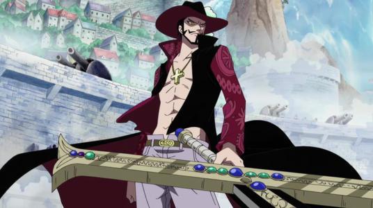 海賊王最美的劍客,桃兔最強,達斯琪最受寵,最後一位太難接受