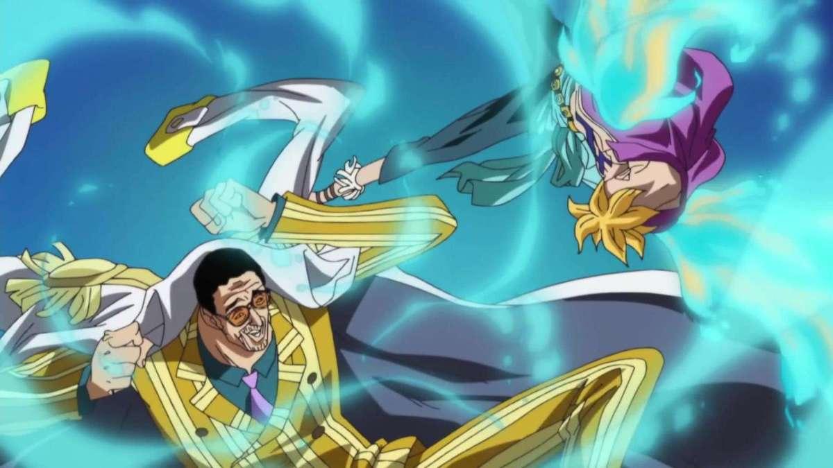 《海賊王》山治實力足可媲美大將,擋下KING攻擊就是最好證明